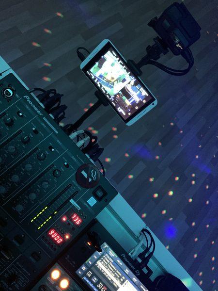 Livestreams mit HD Übertragung